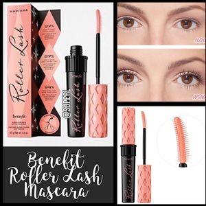🎀 2/$25 Benefit Roller Lash Curve Brush Mascara